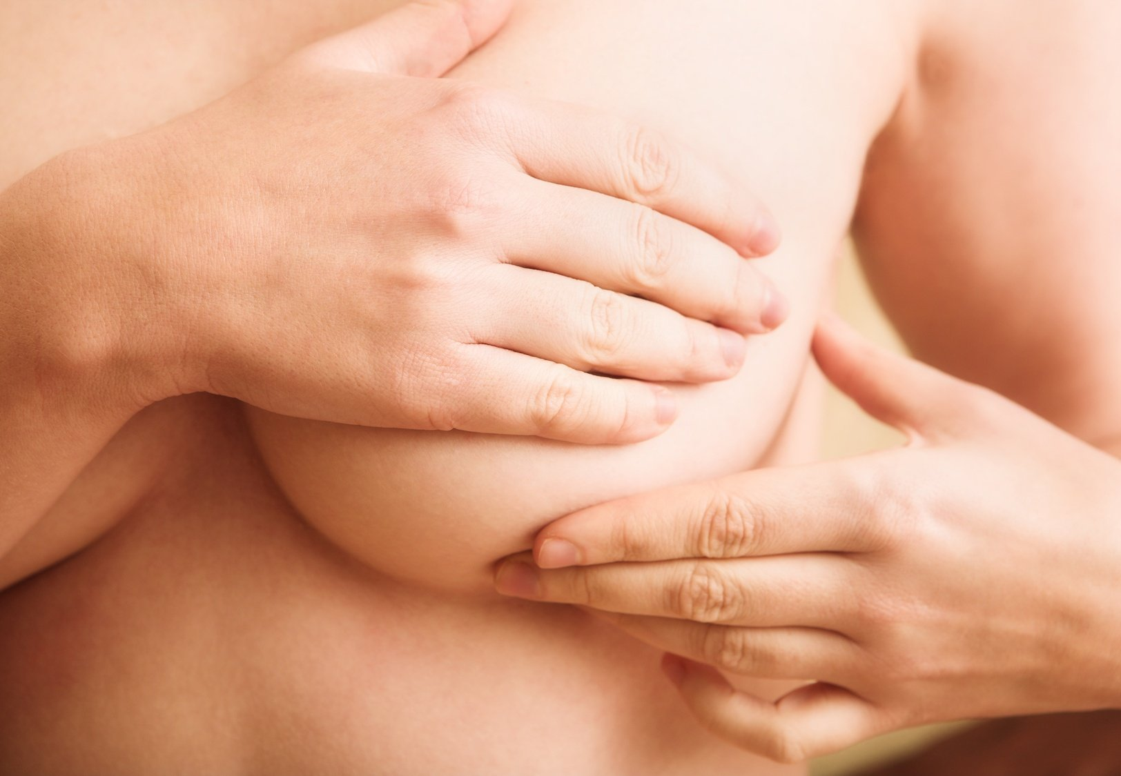 Breast examination for Cancer